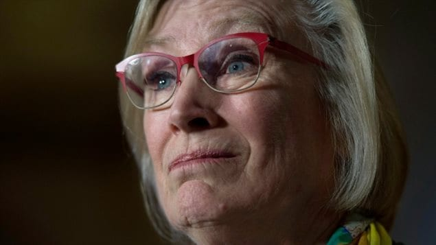 Crown-Indigenous Relations and Northern Affairs Minister Carolyn Bennett announces a compensation package for Indigenous victims of the Sixties Scoop