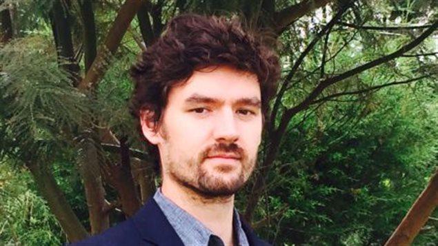 Gabriel Heatland, profesor en la Universidad del Estado de Nueva York en Albany.
