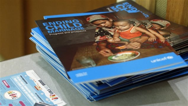 There are efforts by UN organizations to fight underage marriage, but AIDS-Free World wants more to be done.