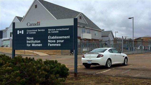 أحد السجون النسائية الكندية