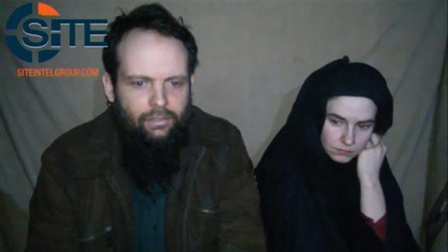 الزوجان المختطفان