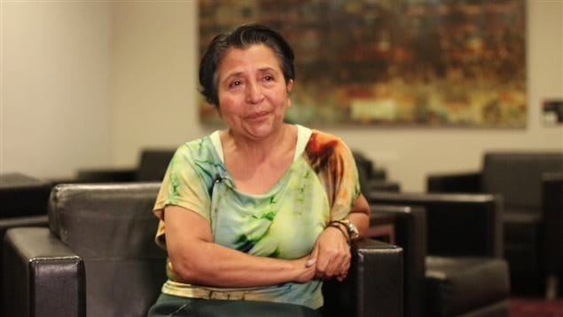 'The slave time is back again,' says Toronto housekeeper Esperanza Rojas.