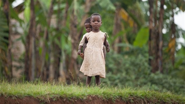 : Millions of African children were orphaned by AIDS. Many millions more lost one parent.