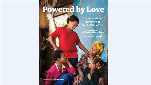 Proceeds from the sale of Powered by Love will go to support organizations run by and for African grandmothers who are raising children orphaned by AIDS.