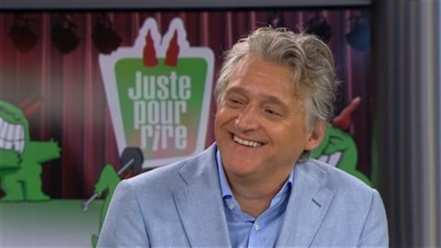 Gilbert Rozon en 2012