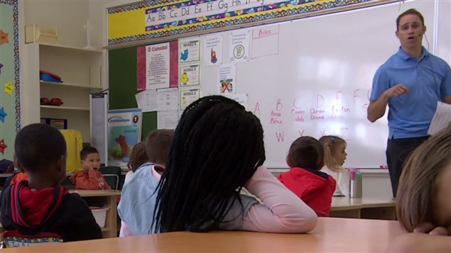 In any given class, there may be 1 to 3 students with ADHD.
