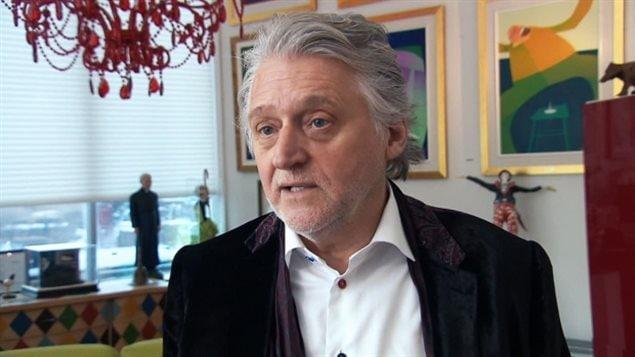 El canadiense Gilbert Rozon, acusado de abusos sexuales por decenas de mujeres.