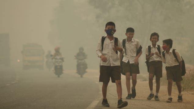 9 millones de personas murieron en el 2015 por la contaminación
