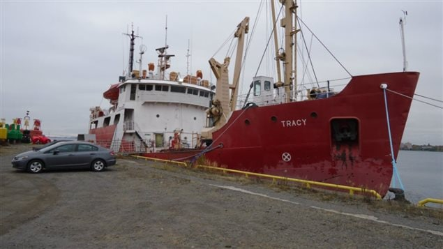 After a multi-million dollar refit, the CCGS TRACY spent 4 years at dock, and then sold for a mere $373,000