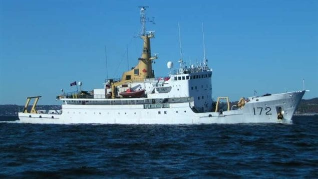 CFAV Quest, the Navy's only remaining research vessel to be decommissioned, another blow to marine and defence research, and Arctic sovereignty.