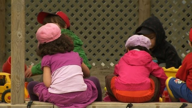 Statistics from 2011 suggest that 54 per cent of Canadian parents use child care services for their pre-school children. The number has likely increased since then.
