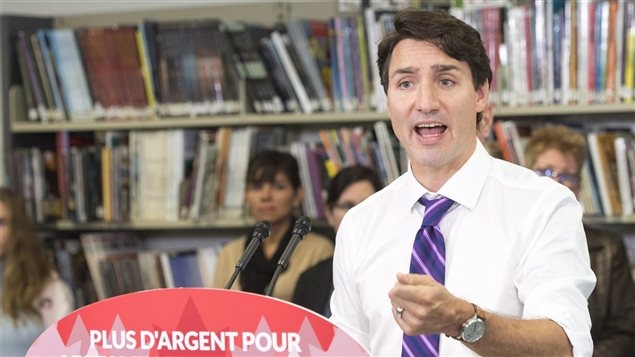 Prime Minister Justin Trudeau said Friday he hopes discussions amid the Catalonia independence crisis *happen in a peaceful, non-violent way.*
