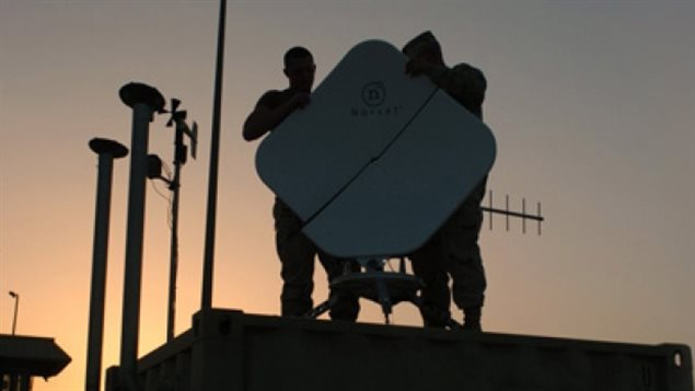 Norsat, a Vancouver-based satellite communications technology company which sells equipment to the US military and NATO was bought by a Chinese firm this year.