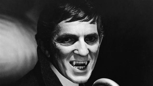 Jonathan Frid, el canadiense que interpretó a Barnabás Collins, al vampiro más célebre en la televisión norteamericana.