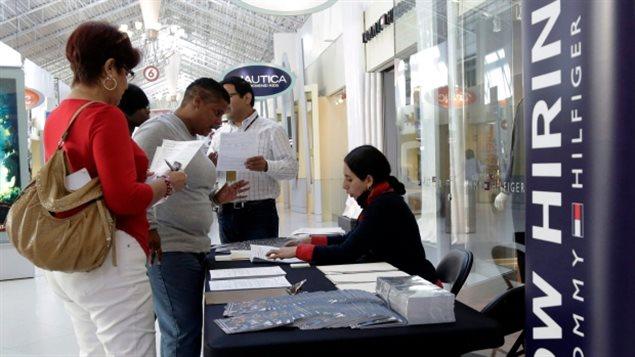 Chômage en hausse, mais création de nouveaux emplois