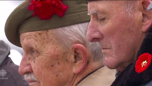 It is important to honour aging World War II veterans as well as those who served in more recent conflicts, say respondents.