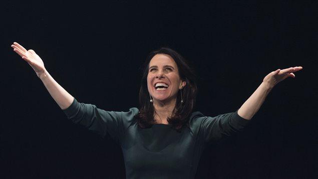 Valérie Plante, primera alcaldesa de Montreal.
