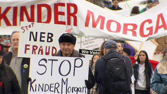 Dec 2016 One of many protests over the doubling of the Trans Mountain pipeline project. Worries of environmental harm and exaggerated benefits claims have led to long and heated protests.