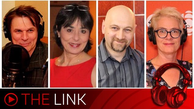 Marc Montgomery, Lynn Desjardins, Levon Sevunts, Marie-Claude Simard