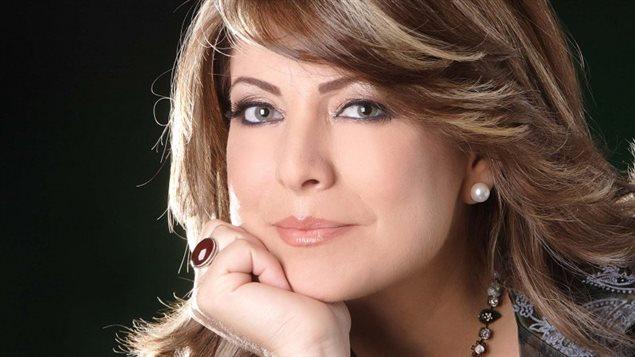 الفنّانة فاديا طنب الحاج
