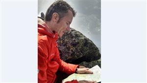 McGill University biology professor Jonathan Davies (PhD)