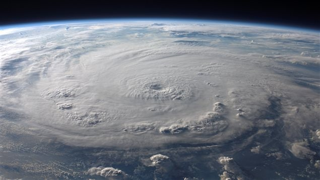 'This year we have seen how climate change can amplify the impacts of hurricanes,' said the lead scientist.