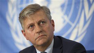 Le Français Jean-Pierre Lacroix est le Chef du Département des opérations de maintien de la paix.
