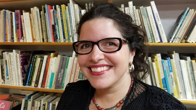 La autora cubana-canadiense Jocy Medina