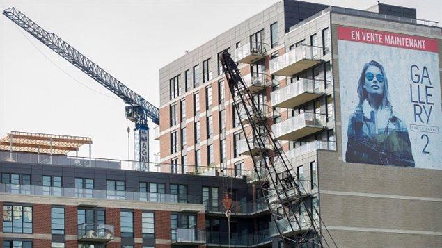 蒙特利尔公寓楼市场也开始增加热度