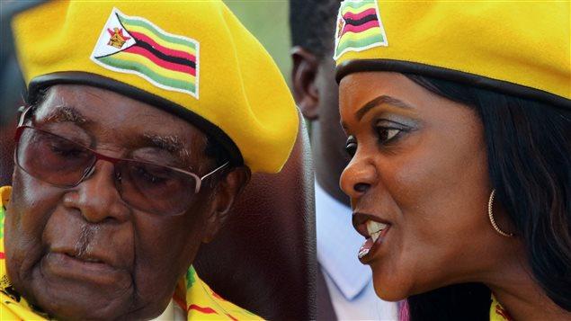 Todo parece indicar que el linaje Mugabe no podría prolongarse en el pdoer.