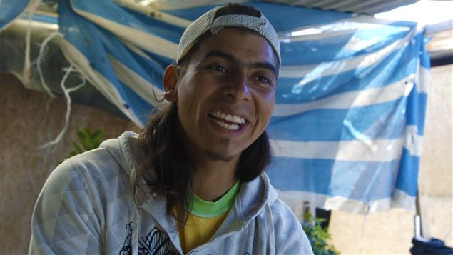 Jorge Rojas, personaje del documental Cielo de Alison McAlpine.