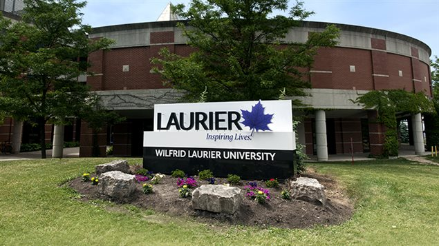 Wilfred Laurier University is embroild in an issue of suppression of free speech on campus