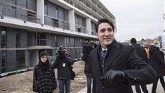 كندا - الرئيس ترودو يكشف النقاب عن مشروع سكني جديد
