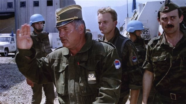 Butcher of Bosnia' Mladic sentenced to life for genocide and ...