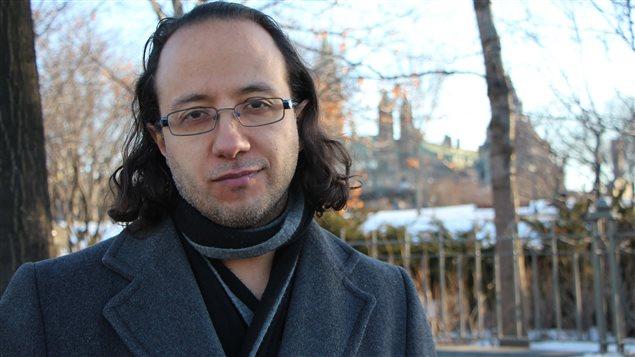 L'auteur Ángel Mota Berriozábal