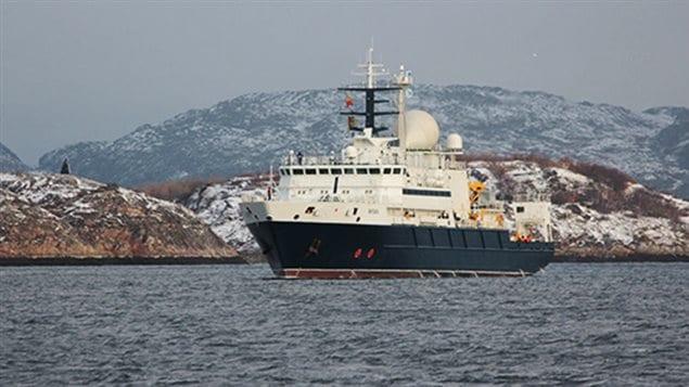 Rusia envía buque para buscar el submarino