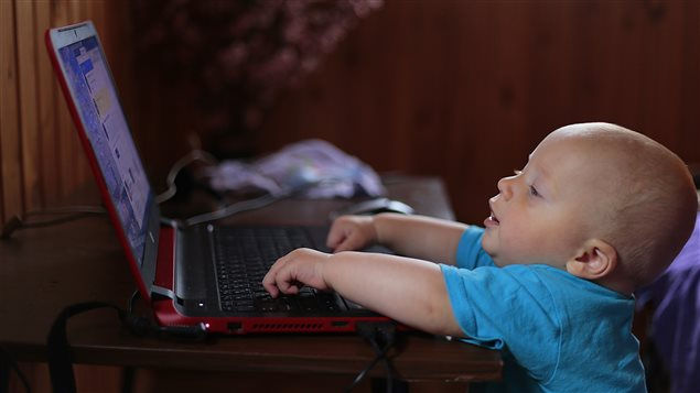 Children under two years old should have no screen time, according to new Canadian health guidelines.