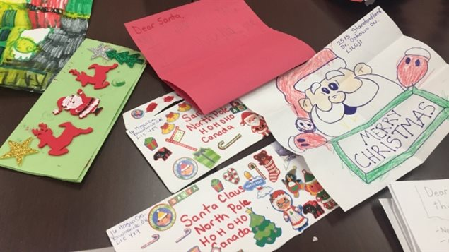 Santa changes the way he will answer letters last year canada post delivered a record 16 letters addressed to santa claus at the spiritdancerdesigns Images