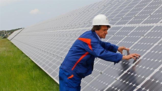 意大利ENEL公司靠太阳能竞标墨西哥电力供应