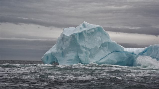 Tourists want to know where icebergs as do ship and oil rig owners.