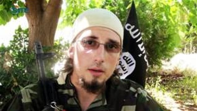Andre Poulin, was a Canadian who converted to Islam and later joined Daesh. He was killed in 2013 during an attack on a Syrian airport.