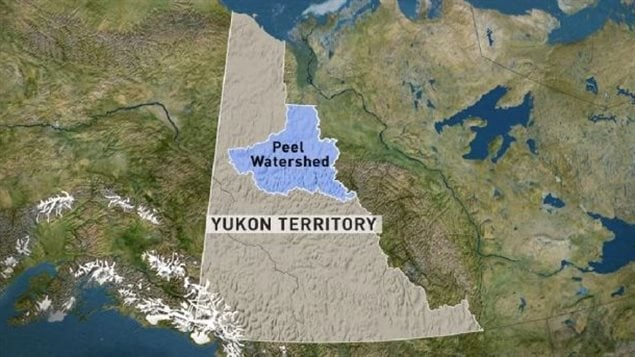 The dispute centres on a land use plan for the Peel region, a 68,000-square-kilometre swath of pristine sub-Arctic wilderness that represents about 16 per cent of Yukon.