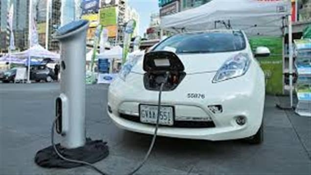 The Ontario government has spent tens of million in incentives for people to buy electric vehicles...response has been underwhelming and the province is far behind its *green target* for EV's on the road.