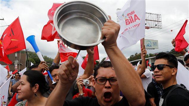 Tras los comicios, Honduras no ha conocido un solo día sin protestas.