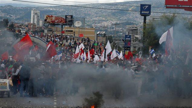 La tensión reinante en Honduras parece agravarse a cada minuto.