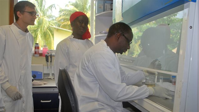 Dr. Togun splits his time between Montreal and the project's development center at the Medical Research Council Unit The Gambia (MRCG) in West Africa
