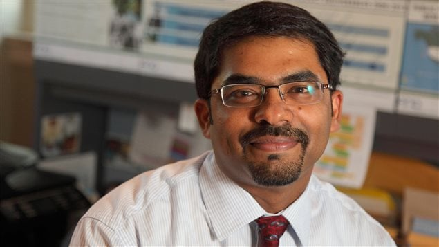Supervising the research is Dr. Madhukar Pai, scientist with the Infectious Diseases and Immunity in Global Health Program at the RI-MUHC and Director of McGill Global Health Programs.