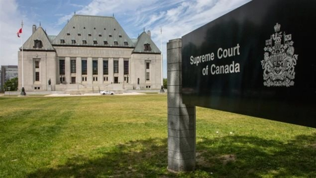 It's being called the *Free the Beer* case. The Supreme Court of Canada is hearing arguments for and against the maintenance of interprovincial trade barriers to such things as alcohol sales.