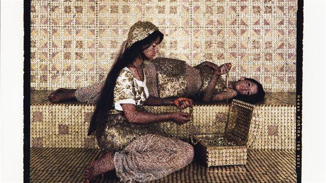 صورة بعدسة الفنّانة المغربيّة للا السعيدي