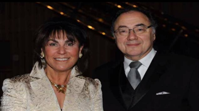"""Barry and Honey Sherman were found dead from """"ligature neck compression"""" in the multi-million dollar home they had put up for sale in Toronto."""